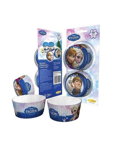 Magicoo Frozen muffinvormen 50 stuk