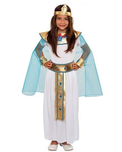 Magicoo Egyptische koningin-Cleopatra pak meisjes