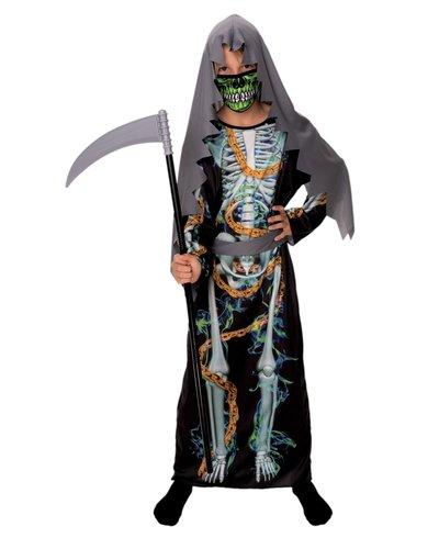 Magicoo Skelet pak voor kinderen met kettingen