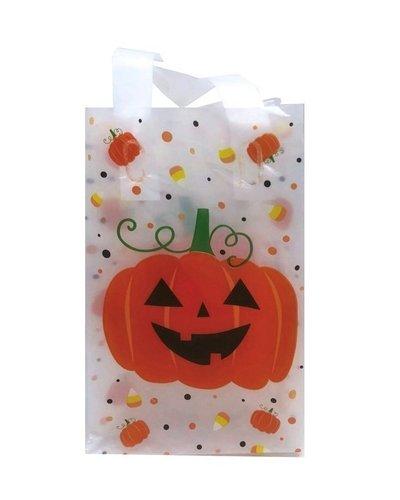 Magicoo 6 halloween snoeptasjes 'trick or treat' 14x20 cm