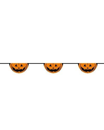 Magicoo Halloween party slingers met pompoenen