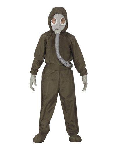 Amscan Nucleair Exterminator verdelger kostuum