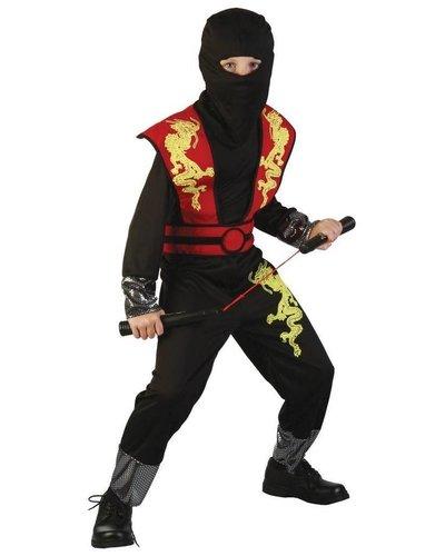 Magicoo Rood Ninja Dragon pak voor kinderen