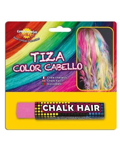 Magicoo Roze uitwasbaar haar kalk haarkrijt