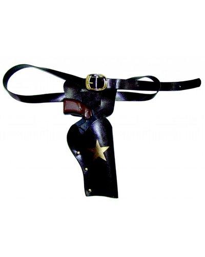 Magicoo Cowboy holster en pistool voor kinderen (deluxe)