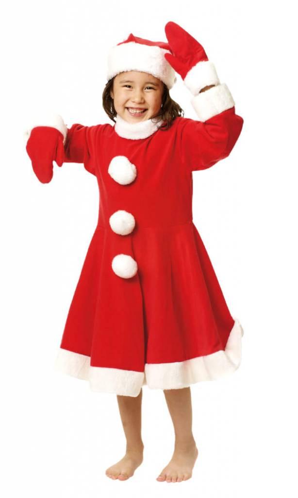 de0b2f57a457f5 Kerstmanpak voor meisjes Magicoo.nl - Magicoo