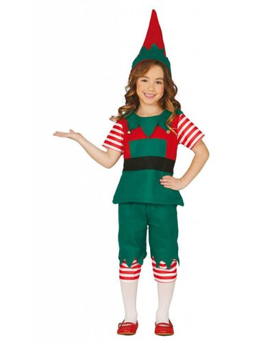 Magicoo Elfenpak meisjes kerst