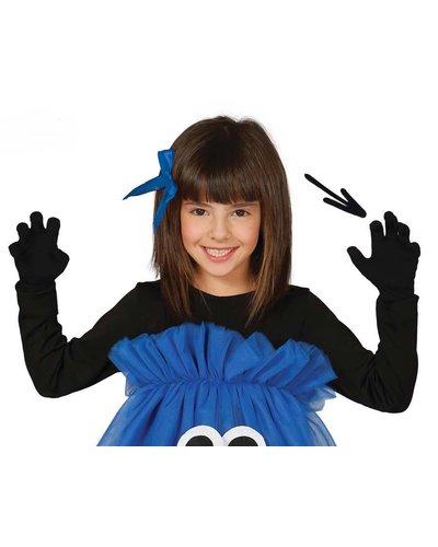 Magicoo Zwarte handschoenen kinderen