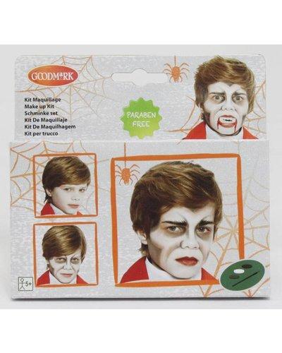 Magicoo Schminkset vampier dracula voor Halloween