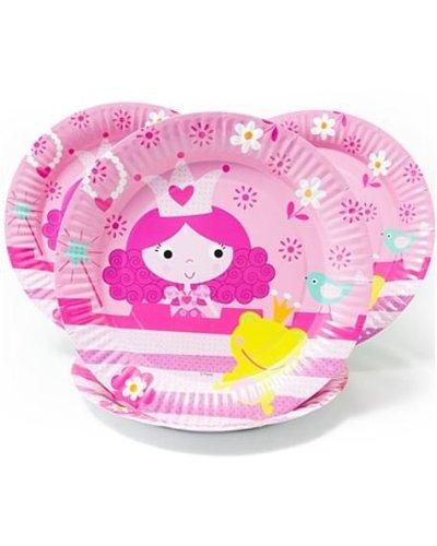 Magicoo Prinsessen party borden