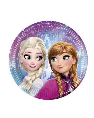Frozen party borden
