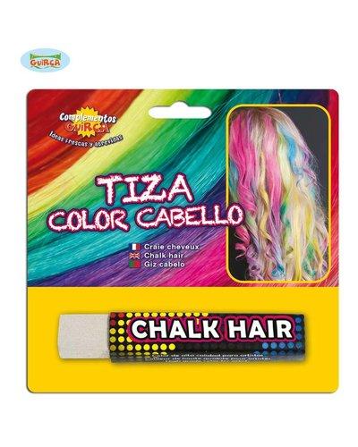 Magicoo Wit uitwasbaar haar kalk haarkrijt