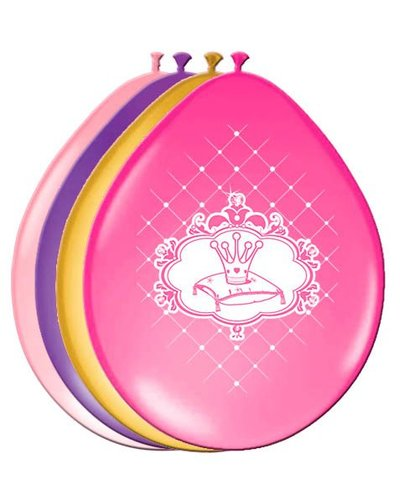 Prinsessen ballonnen
