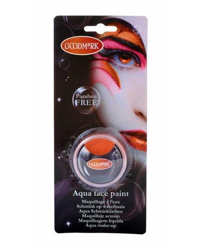 Magicoo Aqua make-up oranje