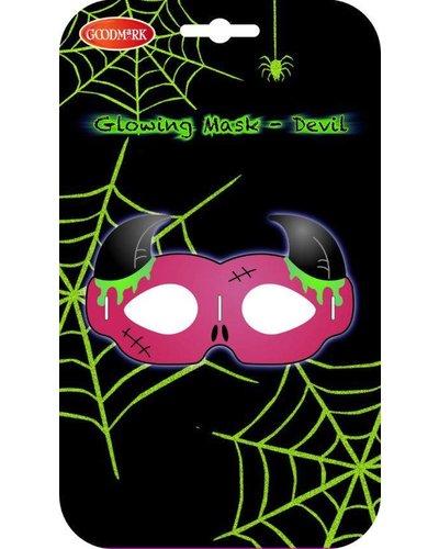 Magicoo lichtend duivelsmasker halloween