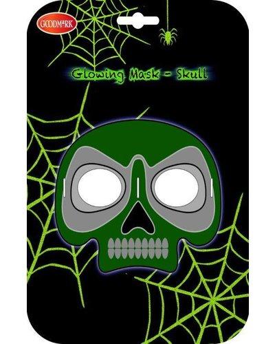 Magicoo lichtend doodskop masker skelet halloween