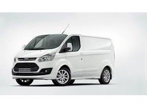 Ford Transit Custom bumperbescherming