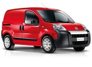 Fiat Fiorino bumperbescherming