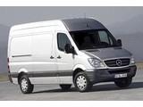 Mercedes Sprinter bumperbescherming