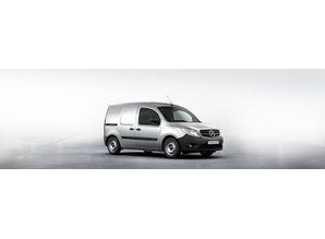 Mercedes Citan bumperbecherming