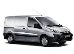 Citroën Jumpy bumperbescherming
