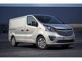 Opel Vivaro bumperbescherming
