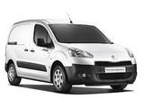 Peugeot Partner bumperbescherming