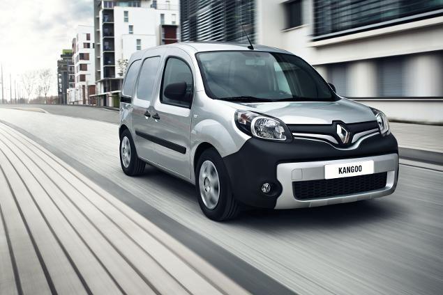 Renault Kangoo bumperscherming