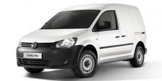 VW Caddy bumperbescherming