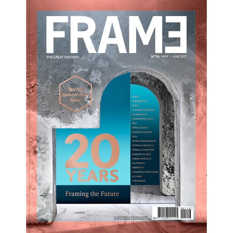 Frame #116 May/Jun 2017