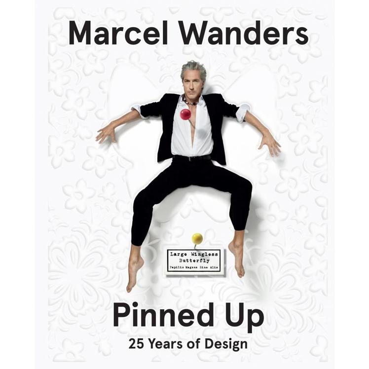 Marcel Wanders Pinned Up.Marcel Wanders Pinned Up En Frame Store