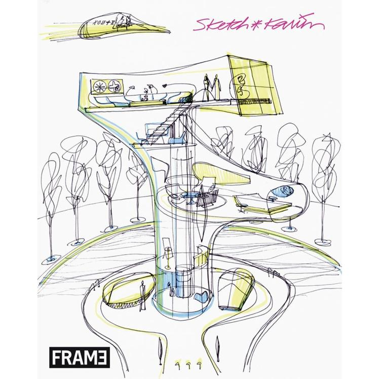 Sketch: Artworks by Karim Rashid