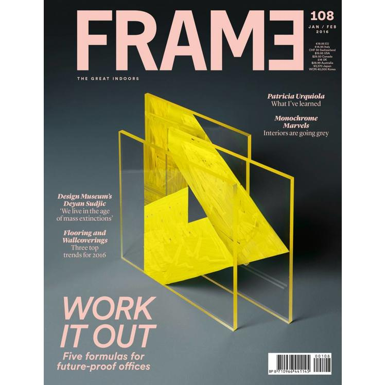 Frame #108 Jan/Feb 2016