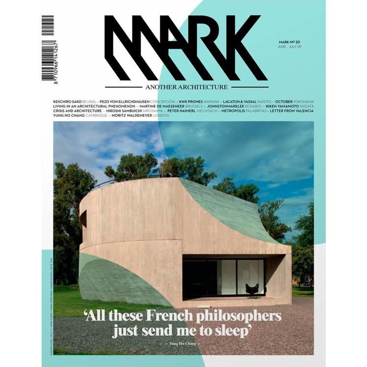 Mark #20 Jun/Jul 2009