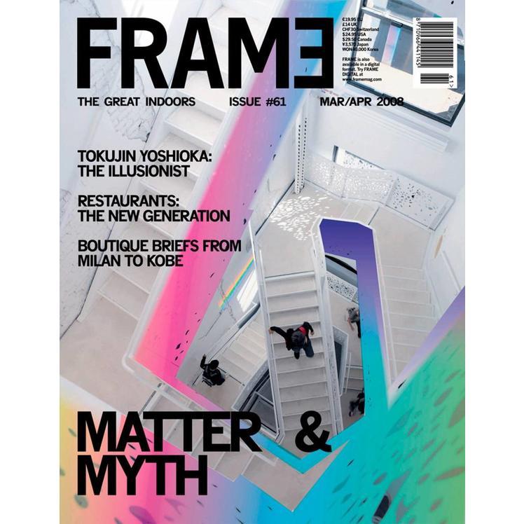 Frame #61 Mar/Apr 2008