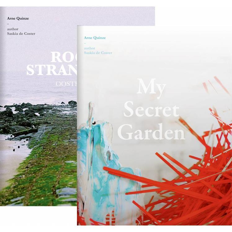 My Secret Garden & Rock Strangers: Arne Quinze