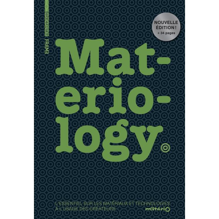 Materiology (DE) The Creative Industry's Guide To Materials And Technologies