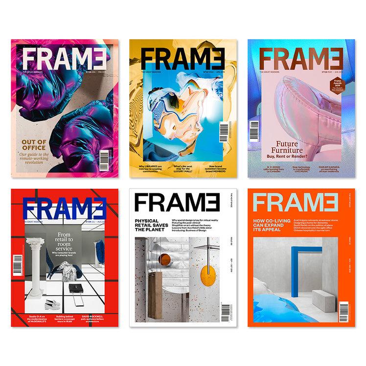 Frame 2019 Bundle