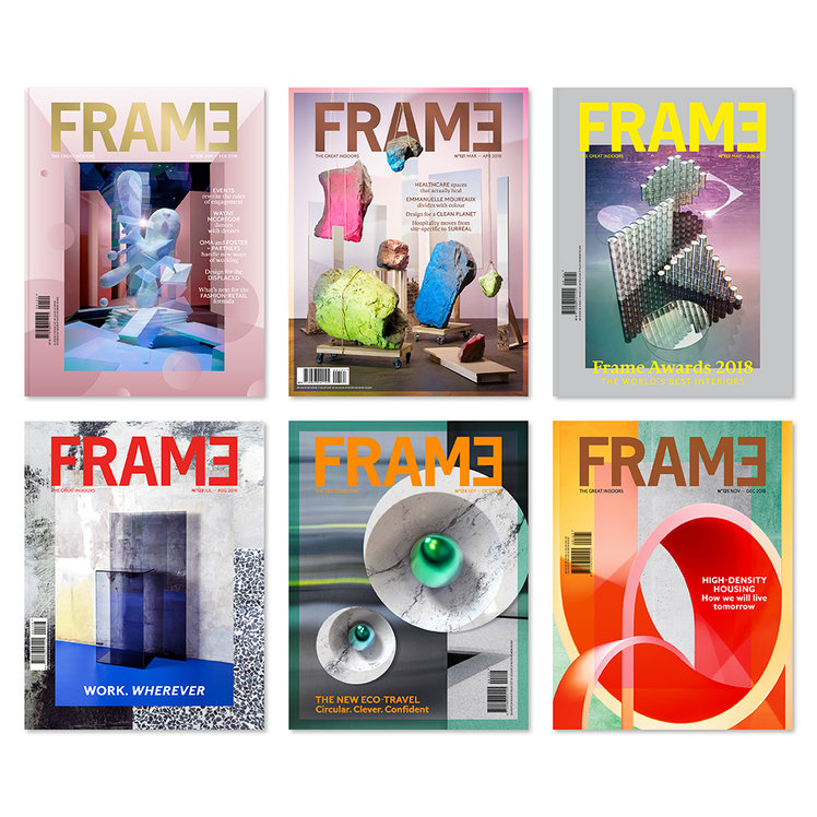 Frame 2018 Bundle