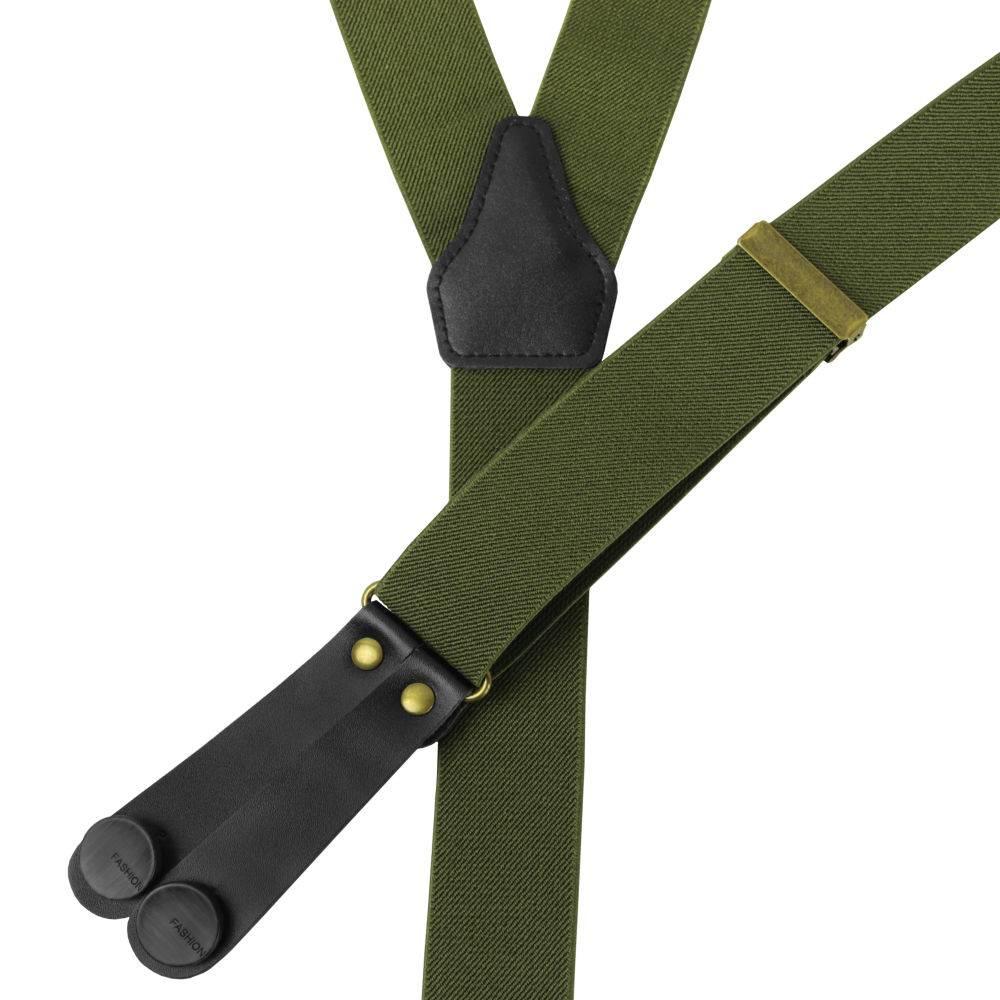 Hardy Braces Army Green