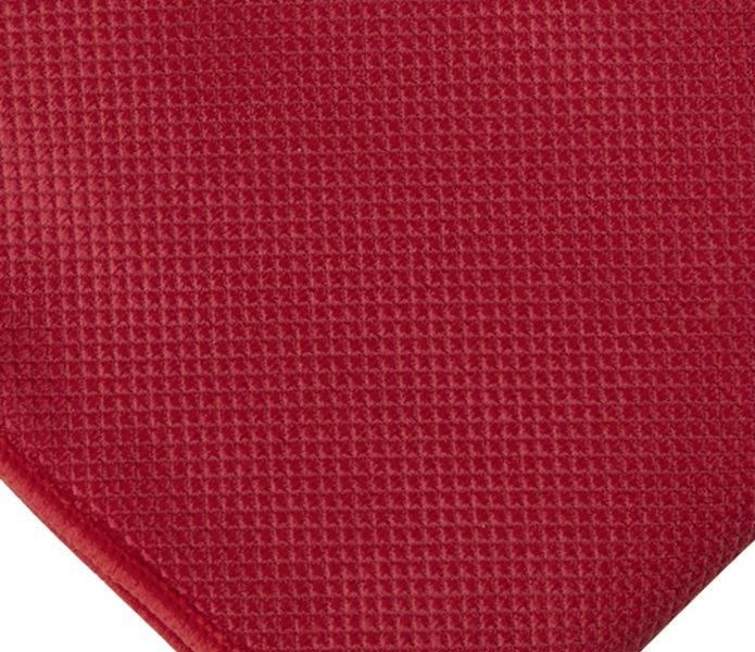 Pochet Donker Rood - Satijn