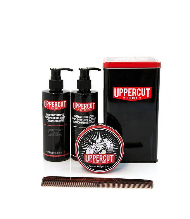 Deluxe Pomade Combo Pack