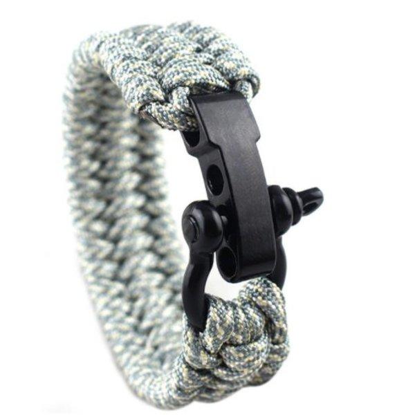 Paracord Outdoor Bracelet in het