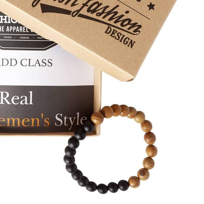 African Style Houten kralen Armband