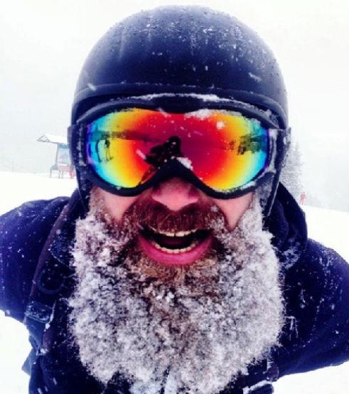 Een geweldige baard moet je uitkammen