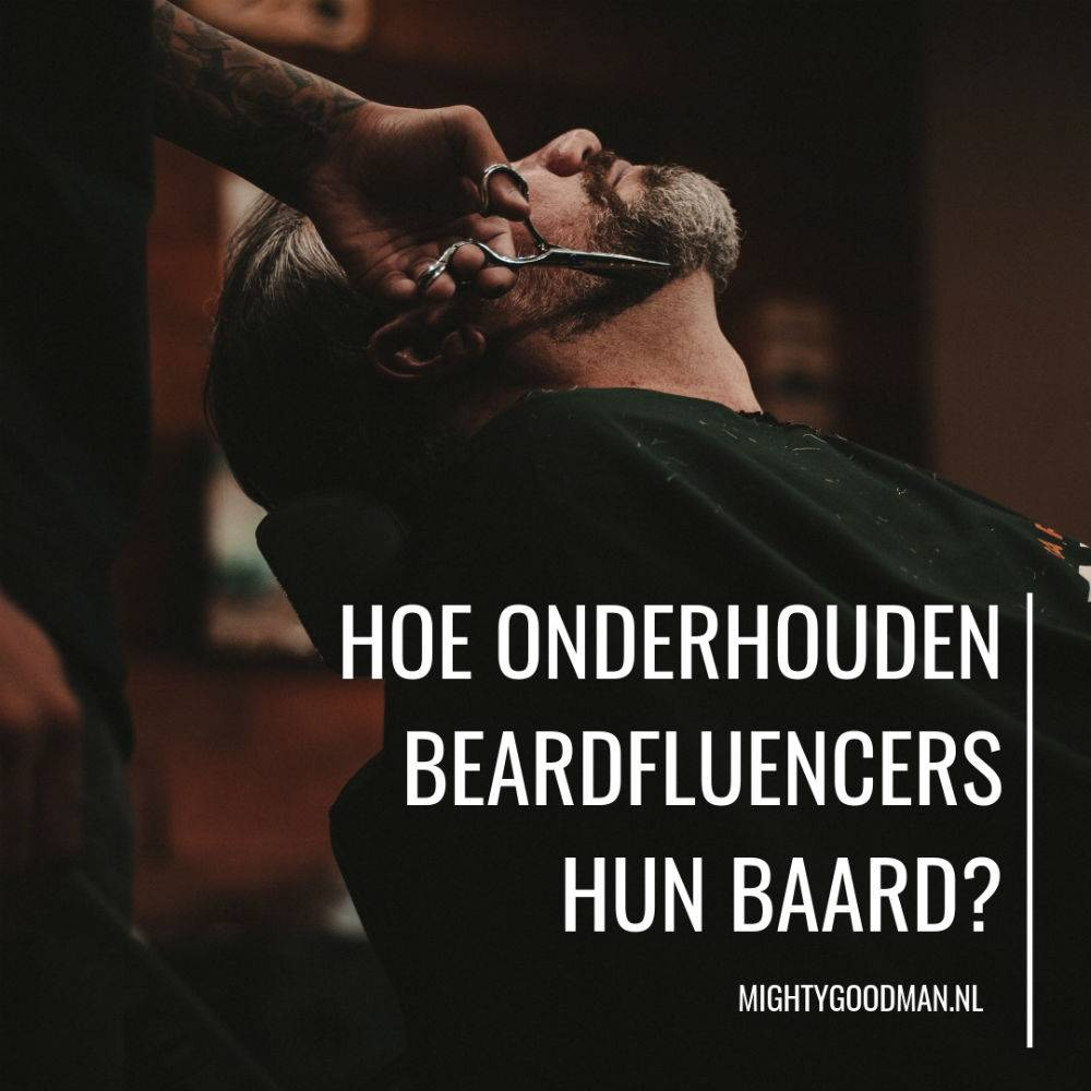 Hoe onderhouden de beste baarddragers van Nederland hun baard?