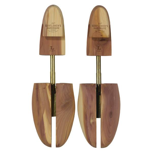 Wooden Shoe Tree's Size 9-10