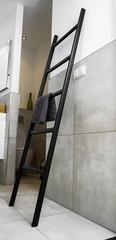 Houten handdoek ladder eiken
