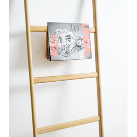 Hilberts Decoratie ladder nature eiken