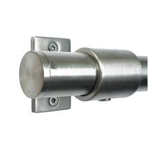 RVS ophangsysteem compleet met haken (standaard 60cm)